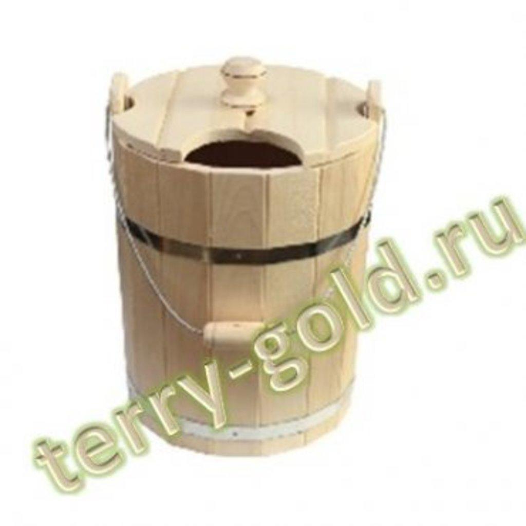 Бондарные изделия: Ведро-запарник в Terry-Gold (Терри-Голд), погонажные изделия