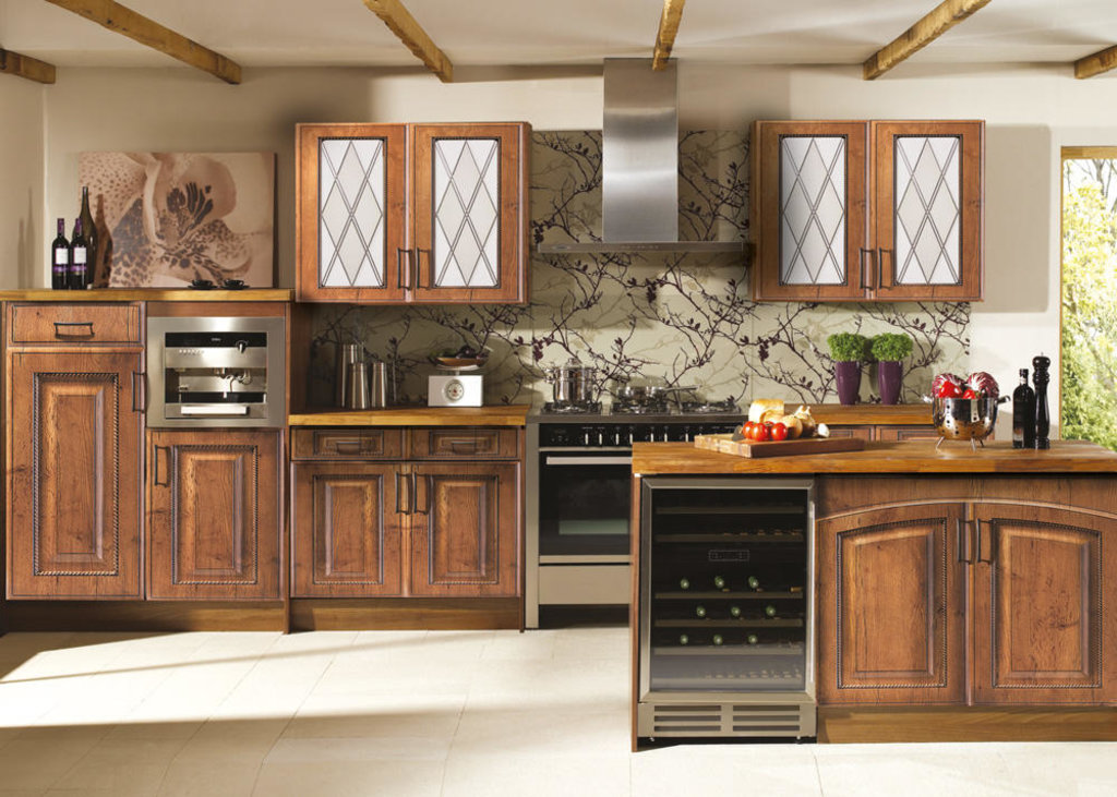Кухни: Кухня Лондон Ланселот в Стильная мебель