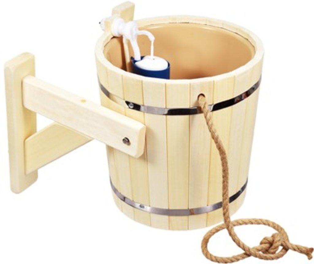 Бондарные изделия: Обливное устройство 20 л (пластиковая вставка, поплавок) в Погонаж