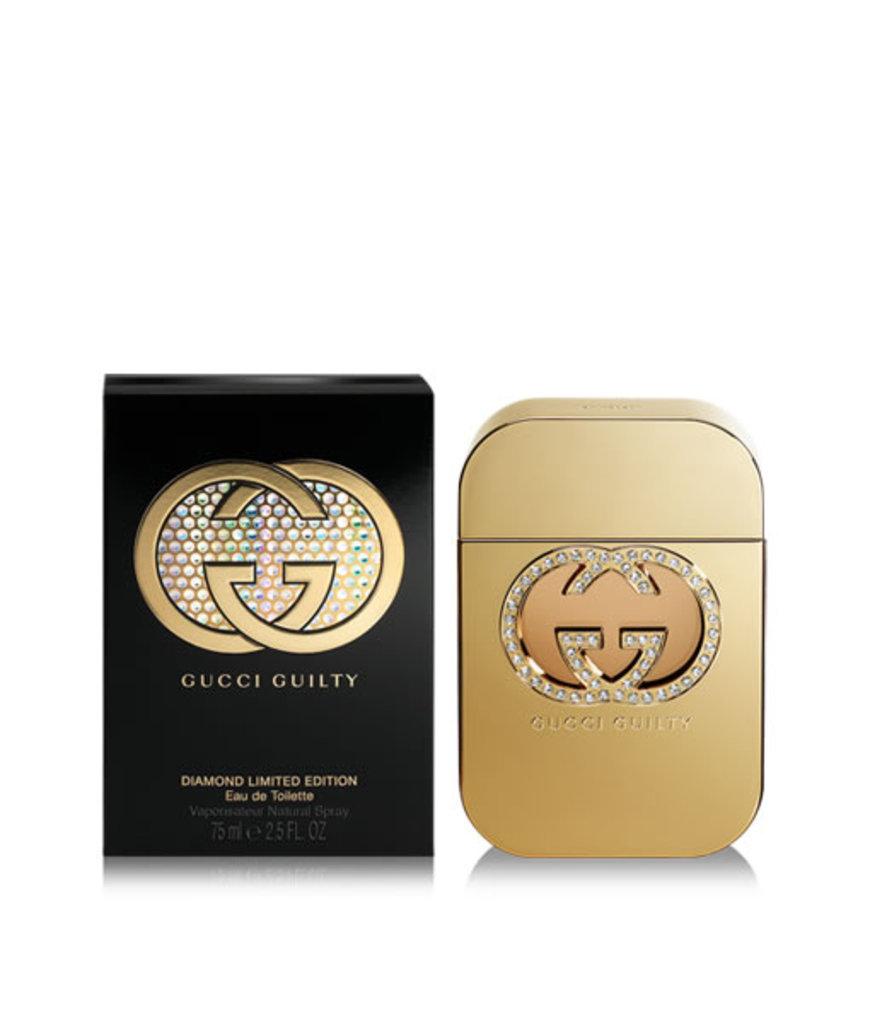 Женская туалетная вода Gucci: Gucci Guilty Diamond Limited Edition edt ж 50 ml в Элит-парфюм