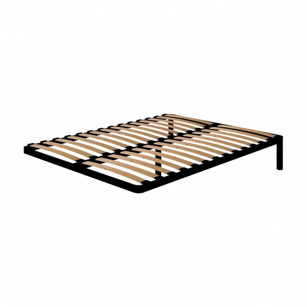 Кровати: Кровать Люкс Sherlock 49 (1200, орт. осн. металл) в Стильная мебель