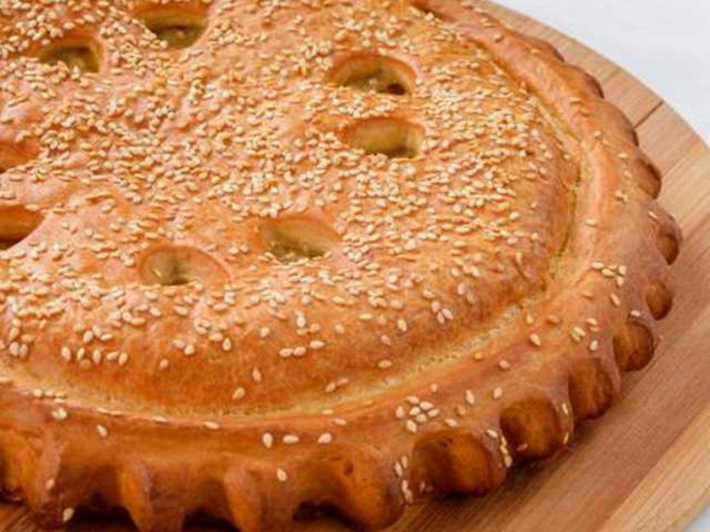 Куриные: Пирог с курицей и сыром в Провиант