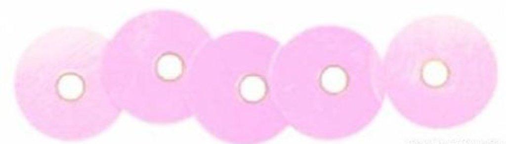 Плоские 6мм.: Пайетки плоские 6мм.упак/10гр.Астра(цвет:319 св.розовый перламутр) в Редиант-НК