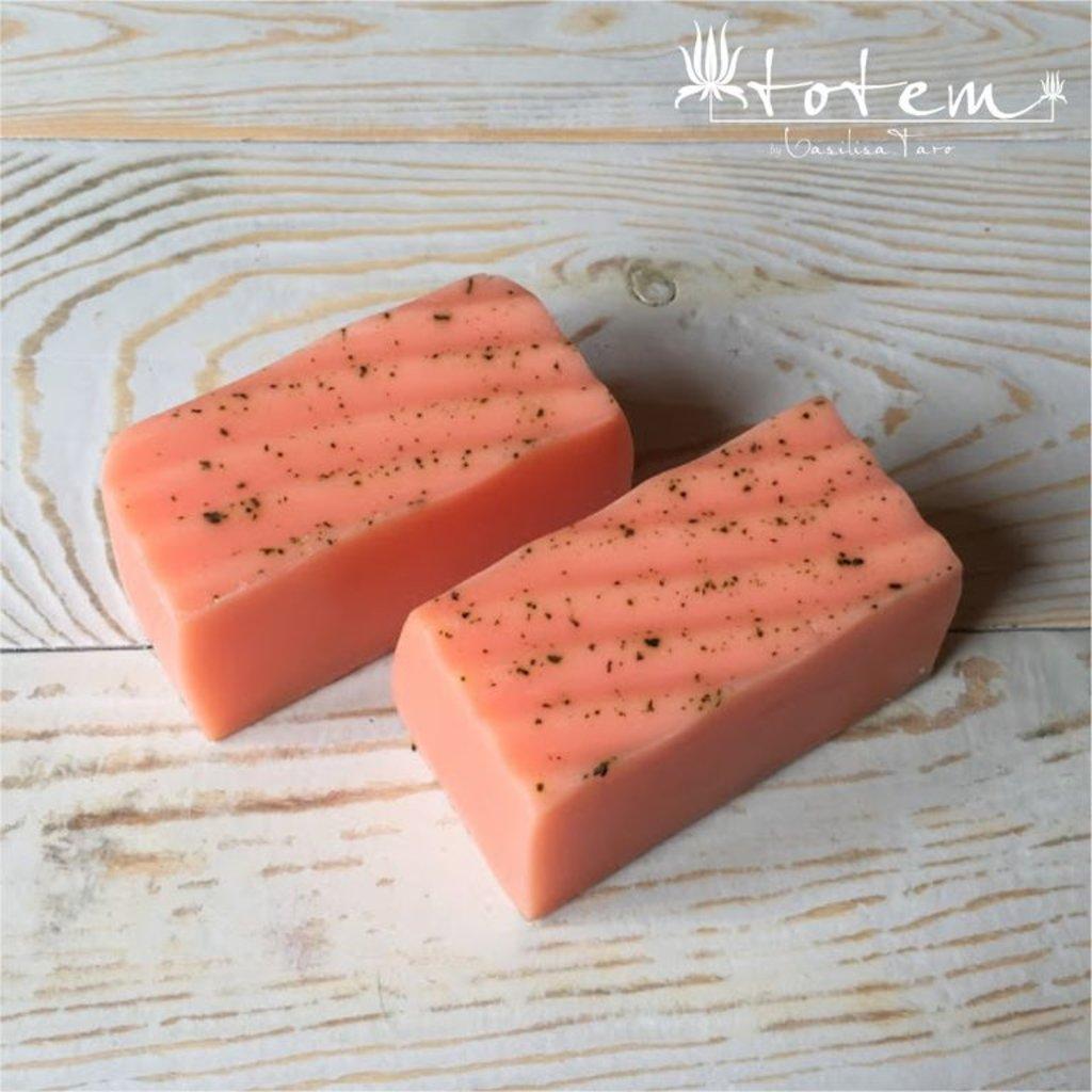 Персиковое мыло-программа в ТОТЕМ