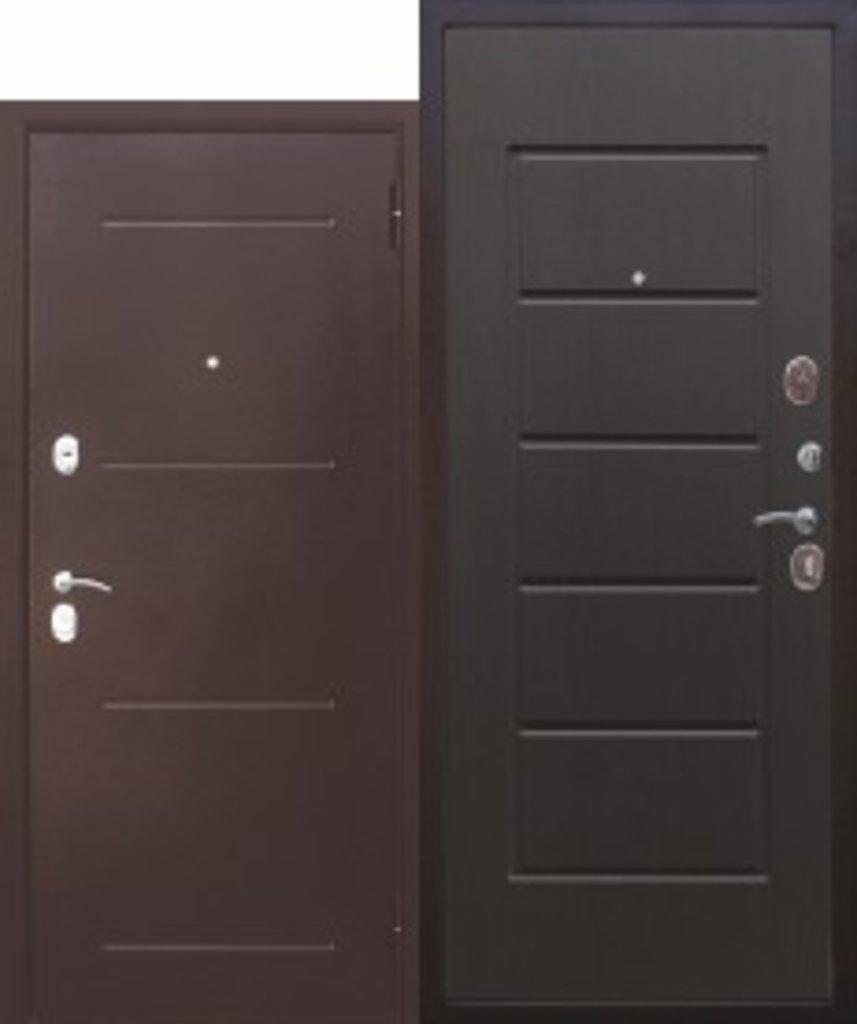 Двери завода Феррони: 7,5 см Garda Венге в Модуль Плюс