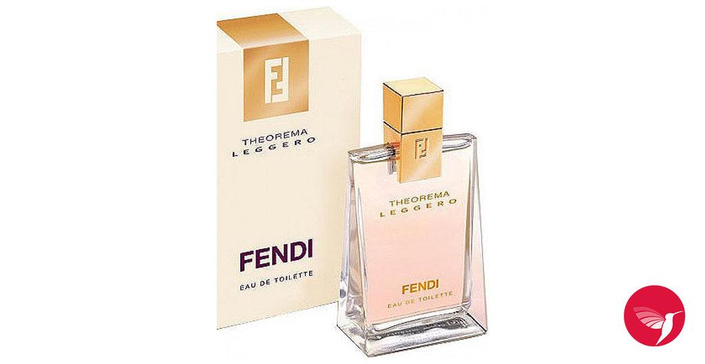 Для женщин: Fendi Theorema Leggero Туалетная вода 30ml в Элит-парфюм