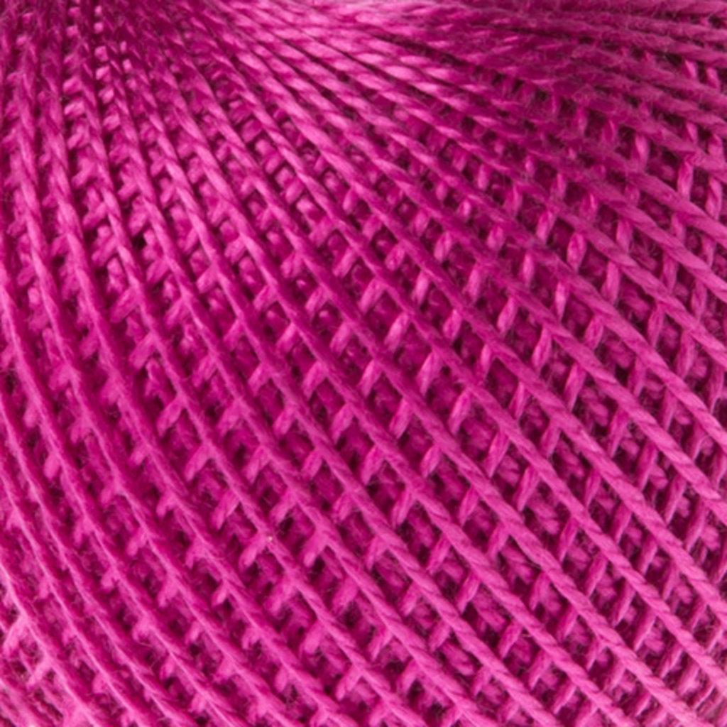 Ирис 25гр.: Нитки Ирис 25гр.150м.(100%хлопок)цвет 1410 яркая сирень в Редиант-НК