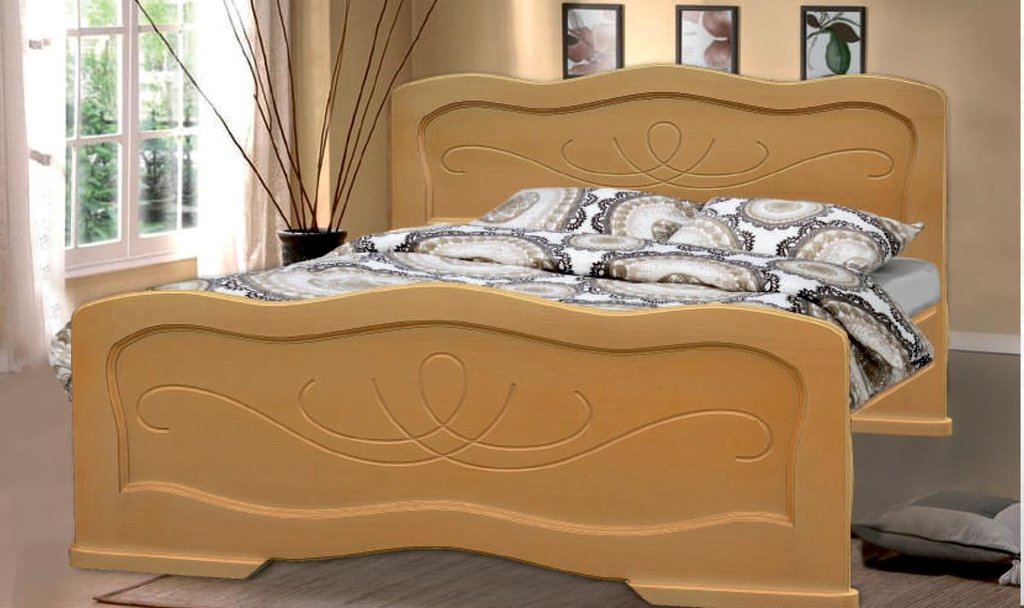 Кровати: Кровать АНАБЕЛЬ-3 (1800) в Ваша кухня в Туле