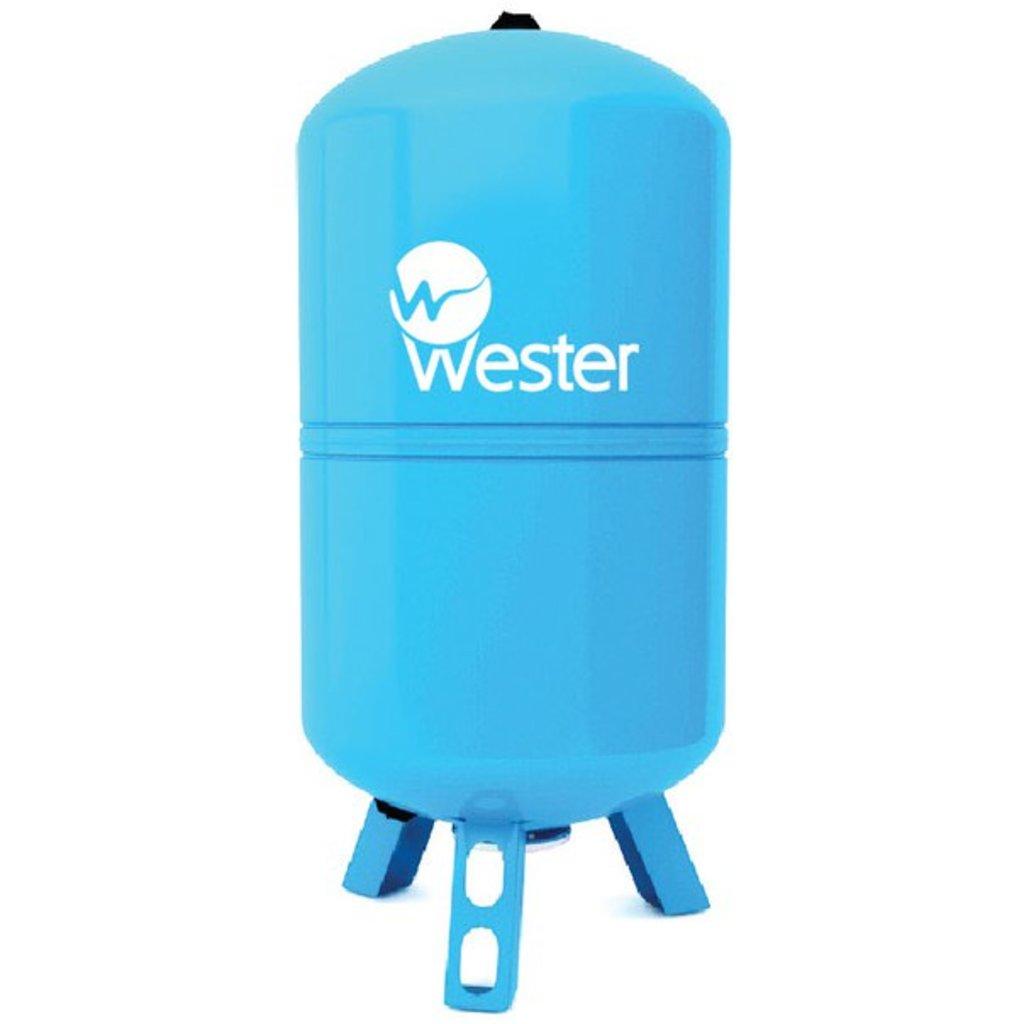 Гидроаккумуляторы: Гидроаккумулятор Wester WAV 50 в Аквамарин, бурение скважин на воду в Вологде