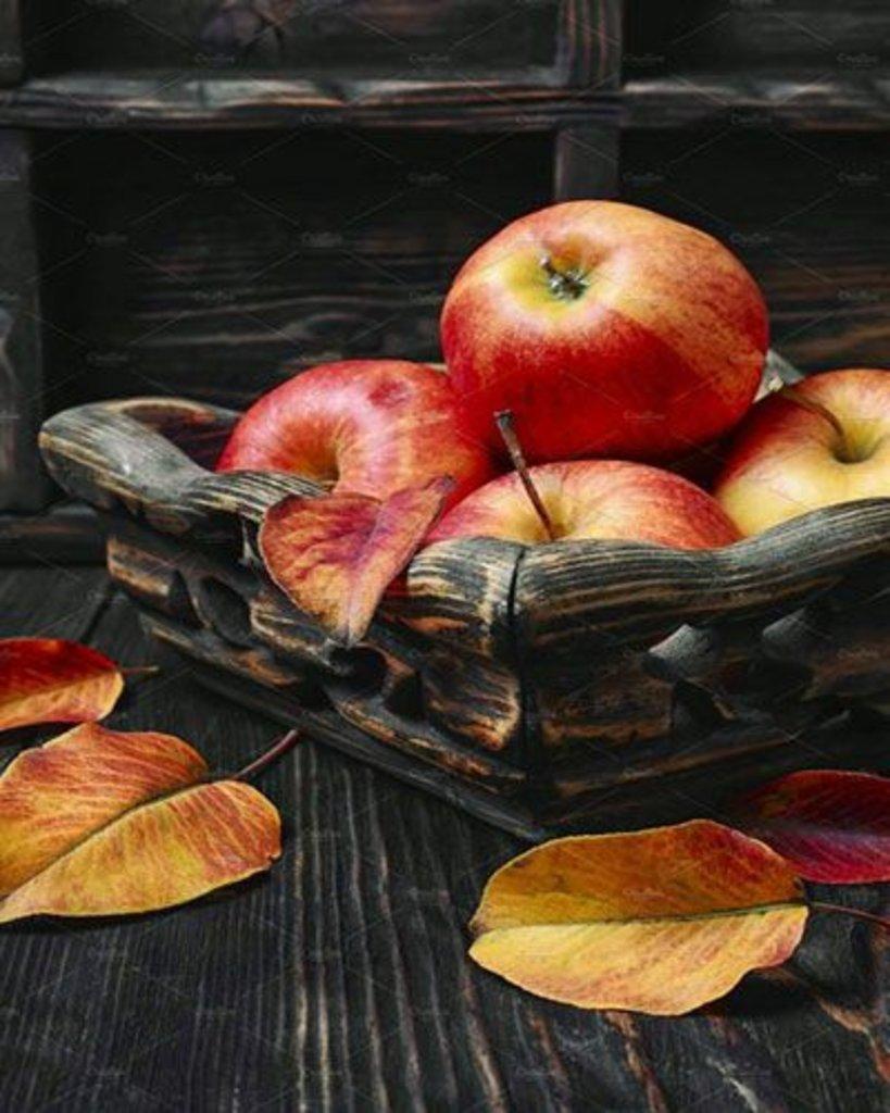 Картины по номерам: Картина по номерам Paintboy 40*50 КА00166 Осенний натюрморт в Шедевр, художественный салон