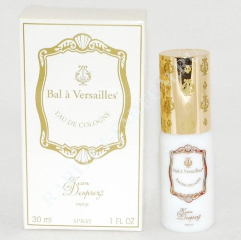 Для женщин: Jean Desprez Bal a Versailles cologne ж 30 ml ТЕСТЕР в Элит-парфюм