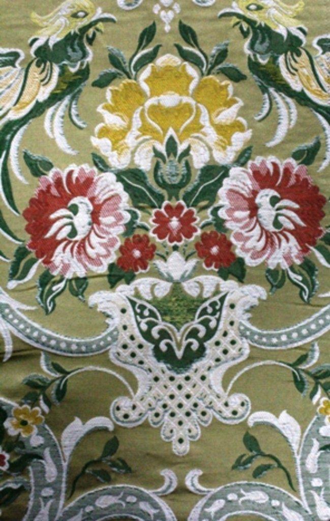 Ткани: Krakov в Салон штор, Виссон
