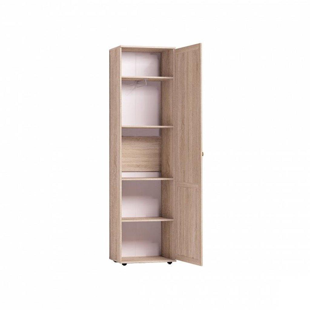 Шкафы для одежды и белья: Шкаф для одежды и белья правый Sherlock 71 в Стильная мебель
