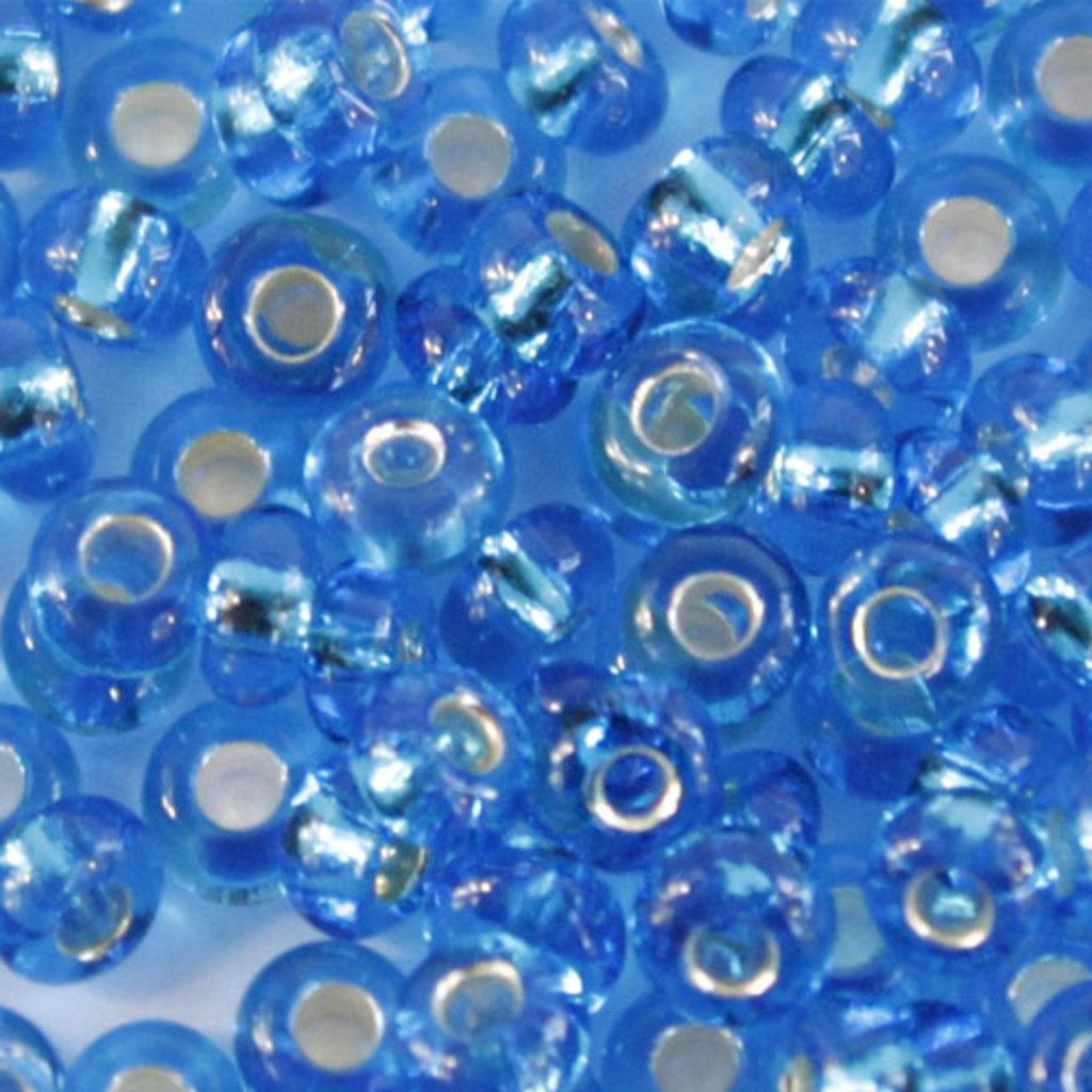Бисер Preciosa 50гр.Ассорти(Сток)Чехия: Бисер Preciosa Ассорти 50гр(10/0  голубой 10) в Редиант-НК