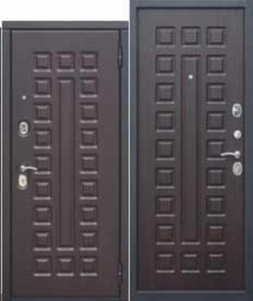 Двери завода Феррони: 10 см МОНАРХ Венге/Венге МДФ/МДФ в Модуль Плюс