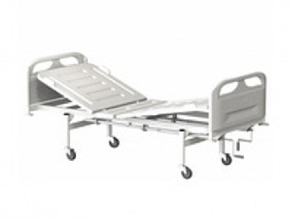 Медицинские кровати: Кровать медицинская для лежачих больных КФ3-01 МСК-4103 в Техномед, ООО
