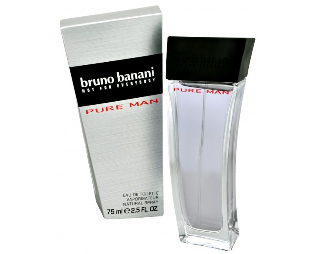 Bruno Banani: Bruno Banani Pure Man edt 30 | 50 | 75ml в Элит-парфюм