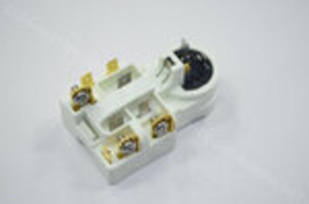 Запчасти для холодильников: Пусковое реле для компрессора 'Jiaxipera' QP3-12A в АНС ПРОЕКТ, ООО, Сервисный центр