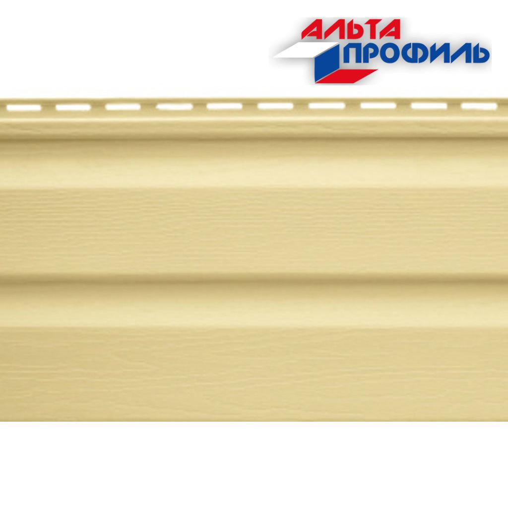 Виниловый Сайдинг: Панель виниловая золотистая Т-01 - 3,66м в АНЧАР,  строительные материалы