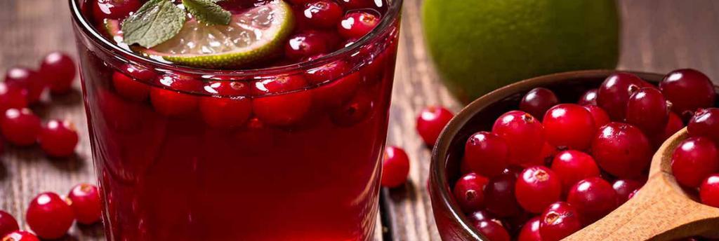 Напитки: Морс клюквенный в Шанхай