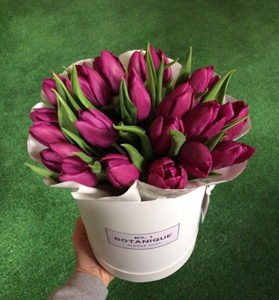 """Premier mini: """"Premier mini"""" Классические Тюльпаны в Botanique №1,ЭКСКЛЮЗИВНЫЕ БУКЕТЫ"""
