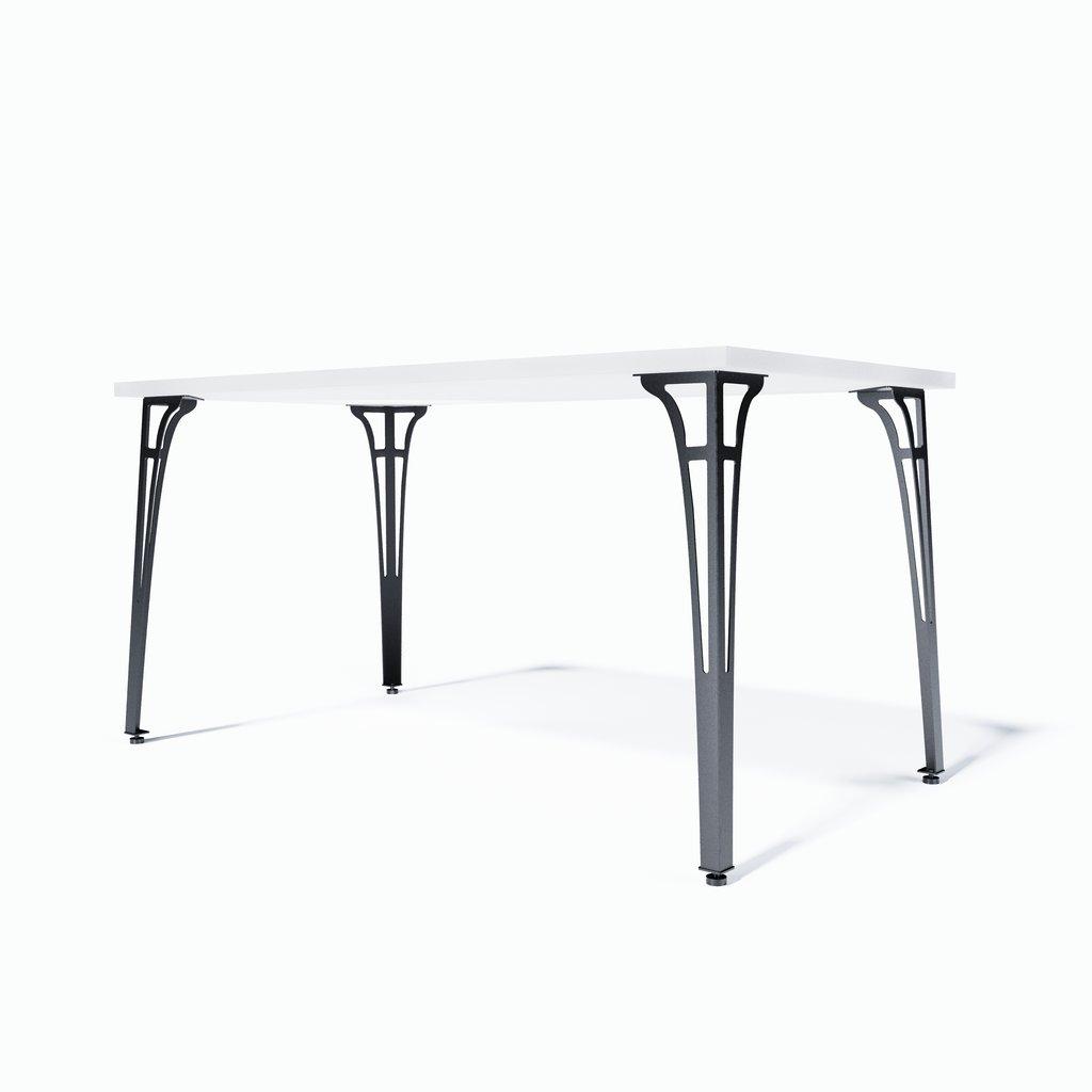 Ножки для столов.: Ножки 0.9-Б в АРТ-МЕБЕЛЬ НН