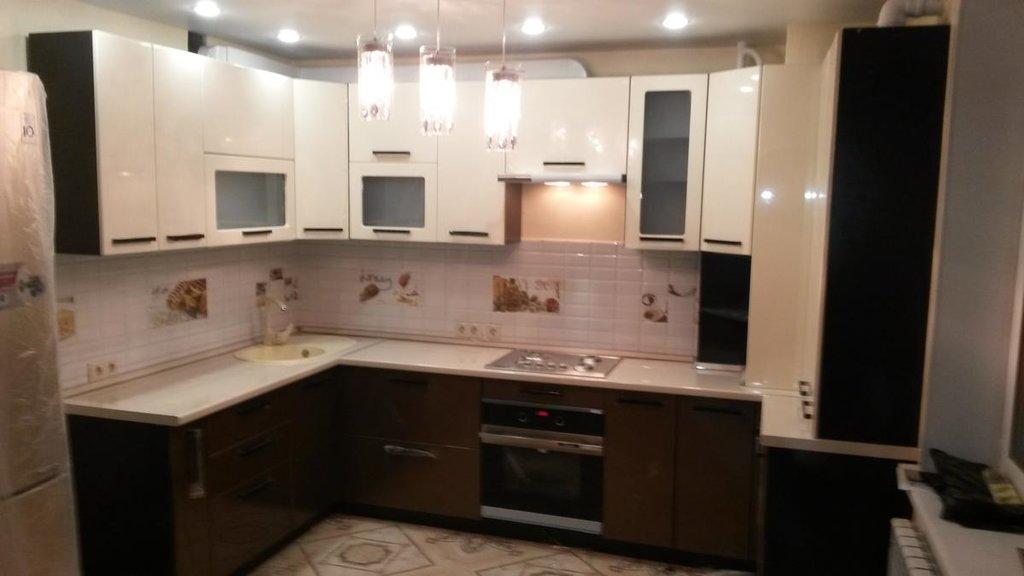 Кухни: Кухня 11 в Квадра Мебель