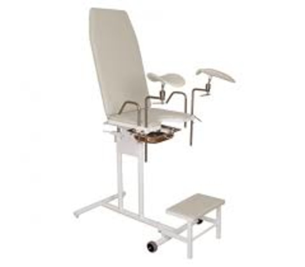 Гинекологические кресла: Гинекологическое кресло КГ-1 ДЗМО в Техномед, ООО