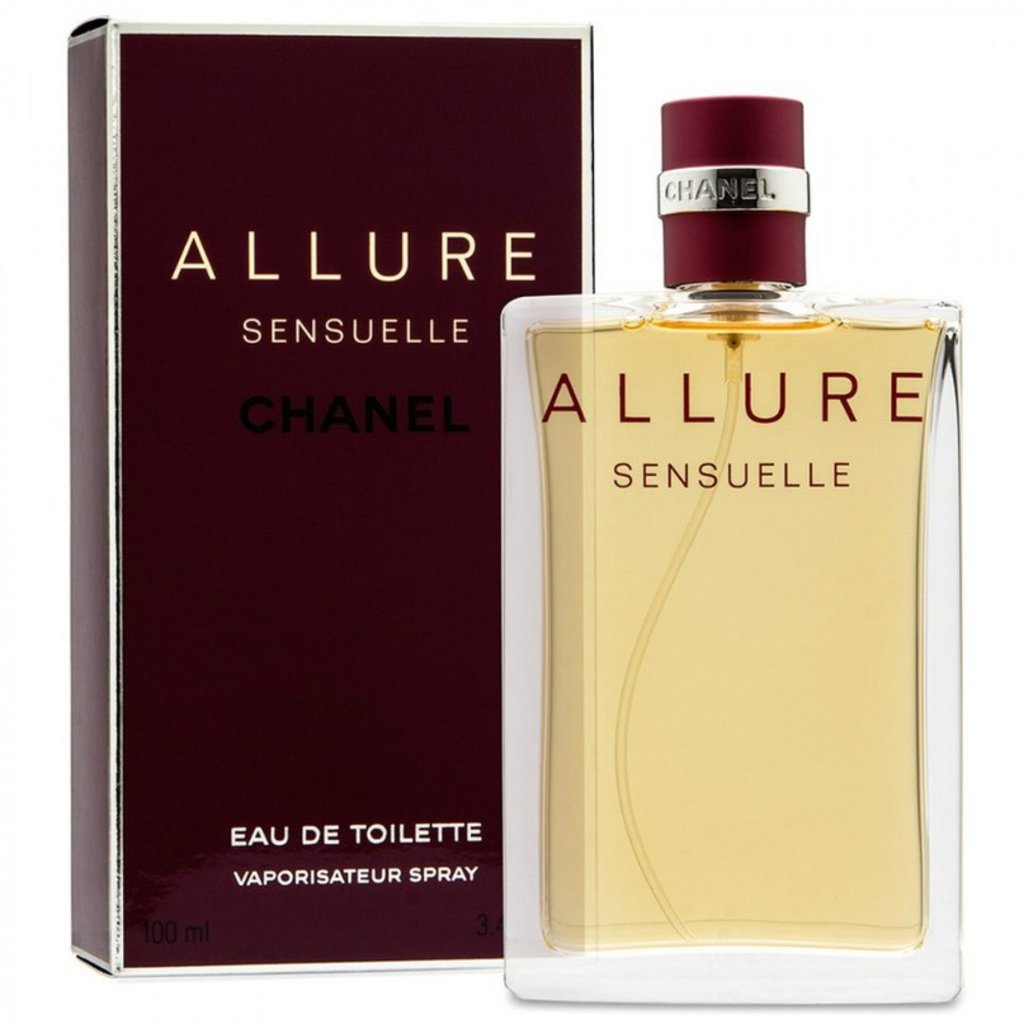 Chanel: Chanel Allure Sensuelle edt Туалетная вода 100ml в Элит-парфюм