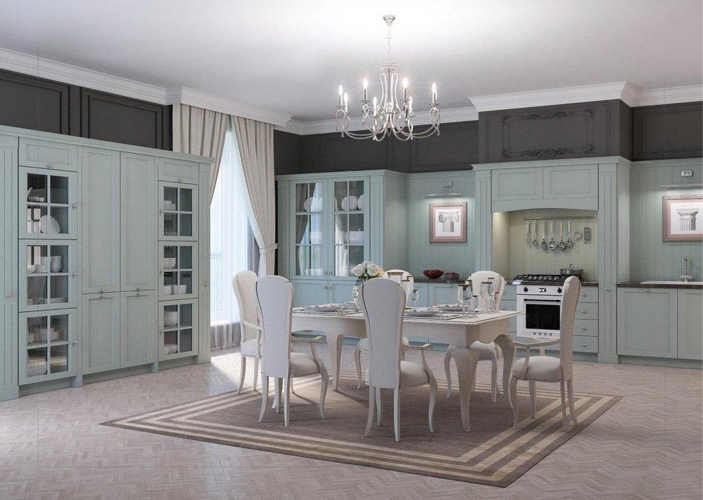 Кухни: Кухня Виктория в Модный интерьер