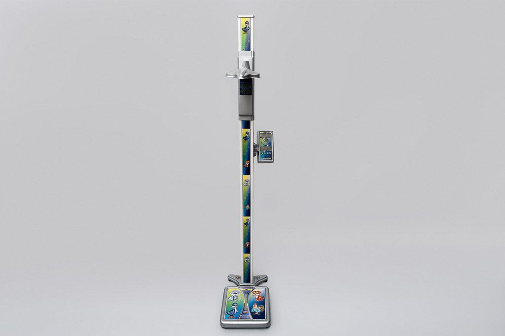 Весы медицинские: Весы медицинские напольные Твес ВМЭН-150С-50/100-СТ-А c ростомером в Техномед, ООО