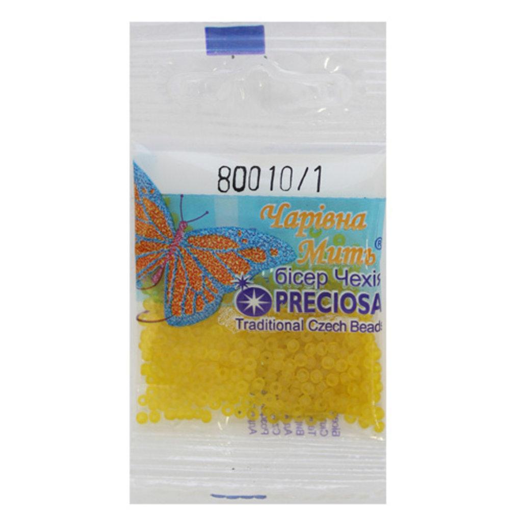 Бисер Preciosa 5гр.: Бисер Preciosa 5гр(80010/1) в Редиант-НК