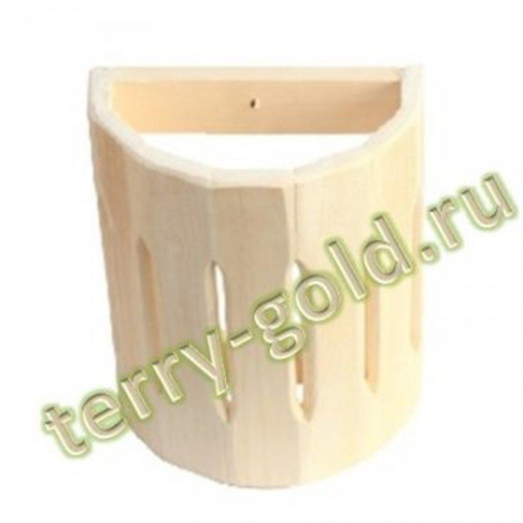 Товары для саун и бань, общее: Светильник прямой в Terry-Gold (Терри-Голд), погонажные изделия