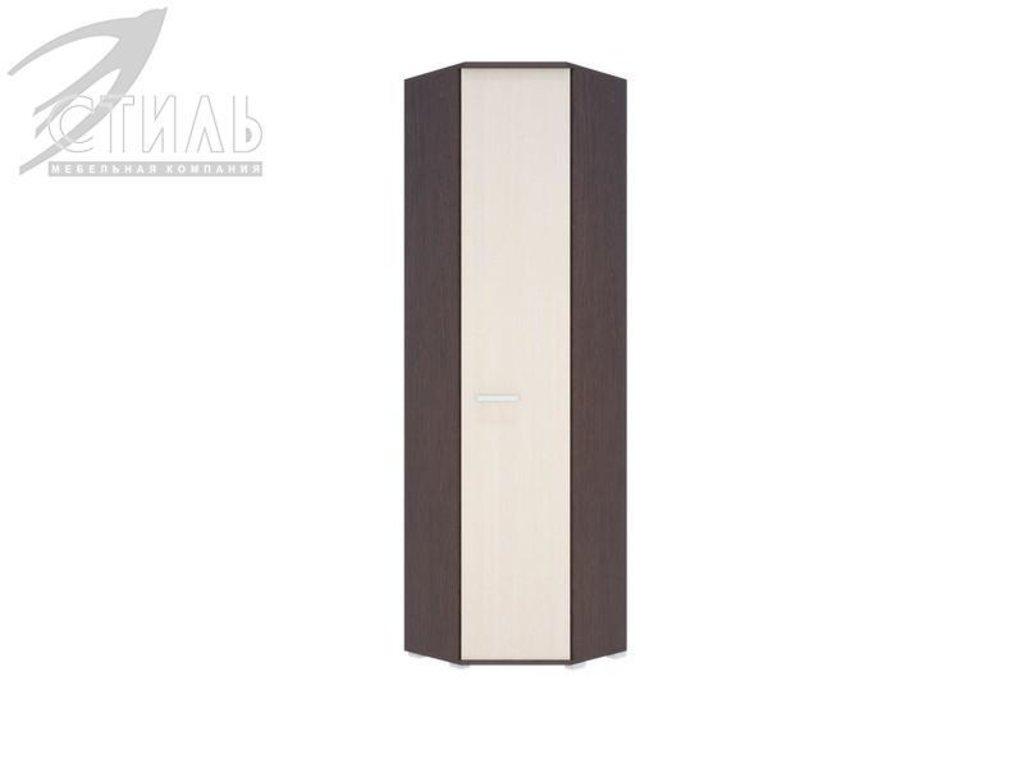 Мебель для прихожей Домино (А): Шкаф угловой (универсальная сборка) Домино (А) в Диван Плюс