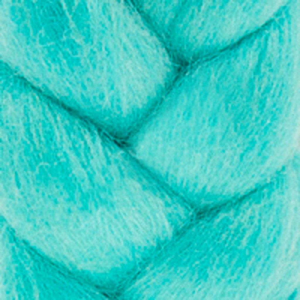 Фелтинг: Шерсть для валяния п/т КАМТ 50г. цв.023 светло-бирюзовый в Шедевр, художественный салон