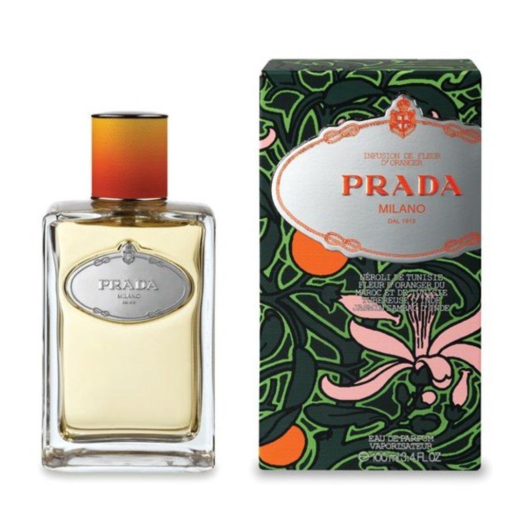 Prada: Prada Infusion De Fleur D'Oranger Парфюмерная вода edp ж 100 ml в Элит-парфюм
