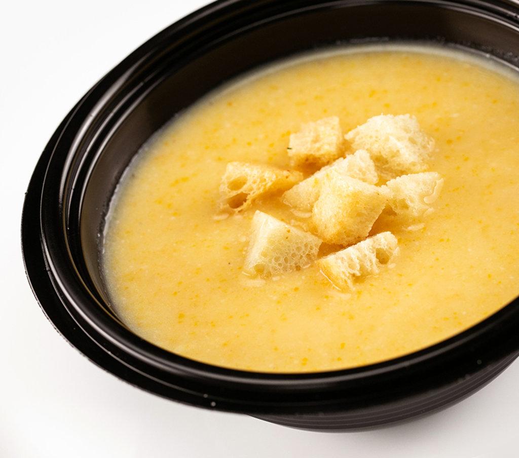 Супы: Суп сырный в Провиант