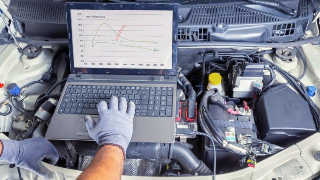 Автосервис: Компьютерная диагностика автомобилей в АДС-АВТОСЕРВИС