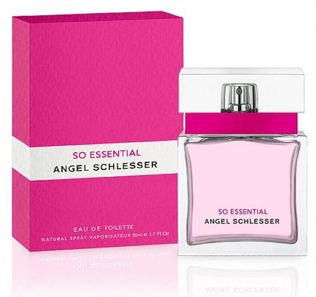 Angel Schlesser: So Essential Angel Schlesser edt в Элит-парфюм