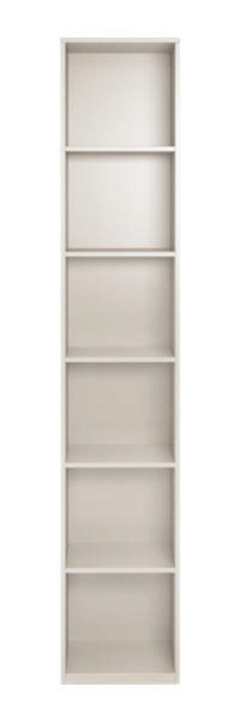 Шкафы, общие: Шкаф-пенал со стеклом 32 Виктория правый в Стильная мебель