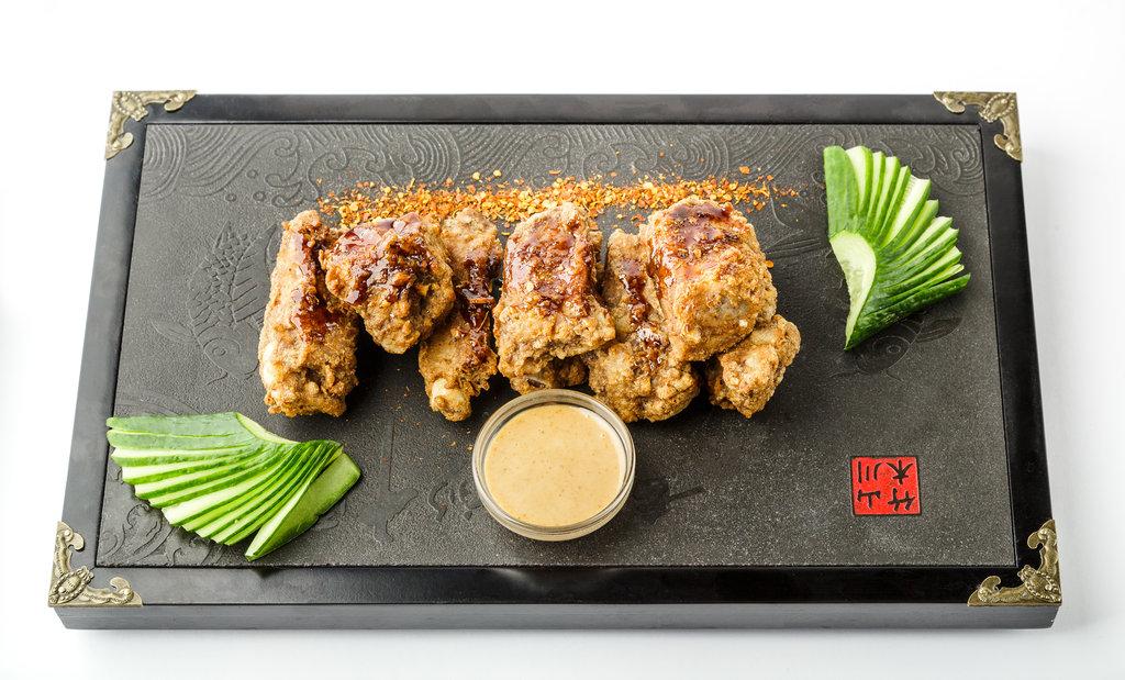 """Горячие блюда: Ребра """"Суа Чан Ку"""" в Шанхай"""