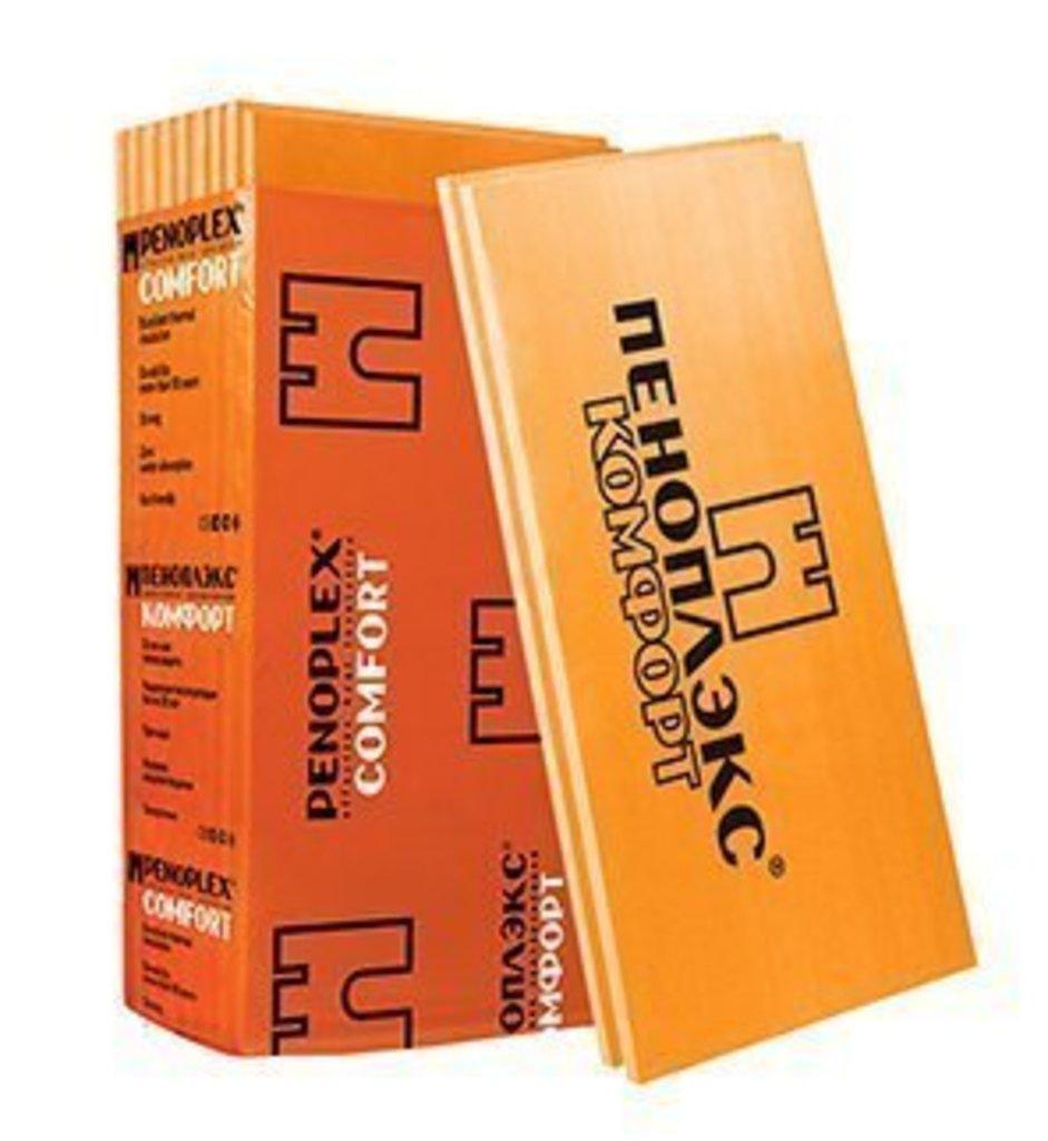 Пенополистерол: Пенополистирол ПЕНОПЛЭКС  50х585х1185мм (8шт, 5,546м2, 0,2776м3) в АНЧАР,  строительные материалы