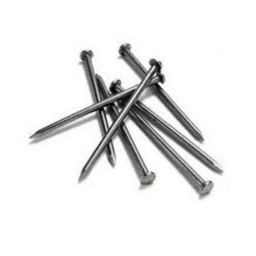 Гвозди: Гвозди строительные 4,0*100 (1 кг)пакет zip lock в АНЧАР,  строительные материалы