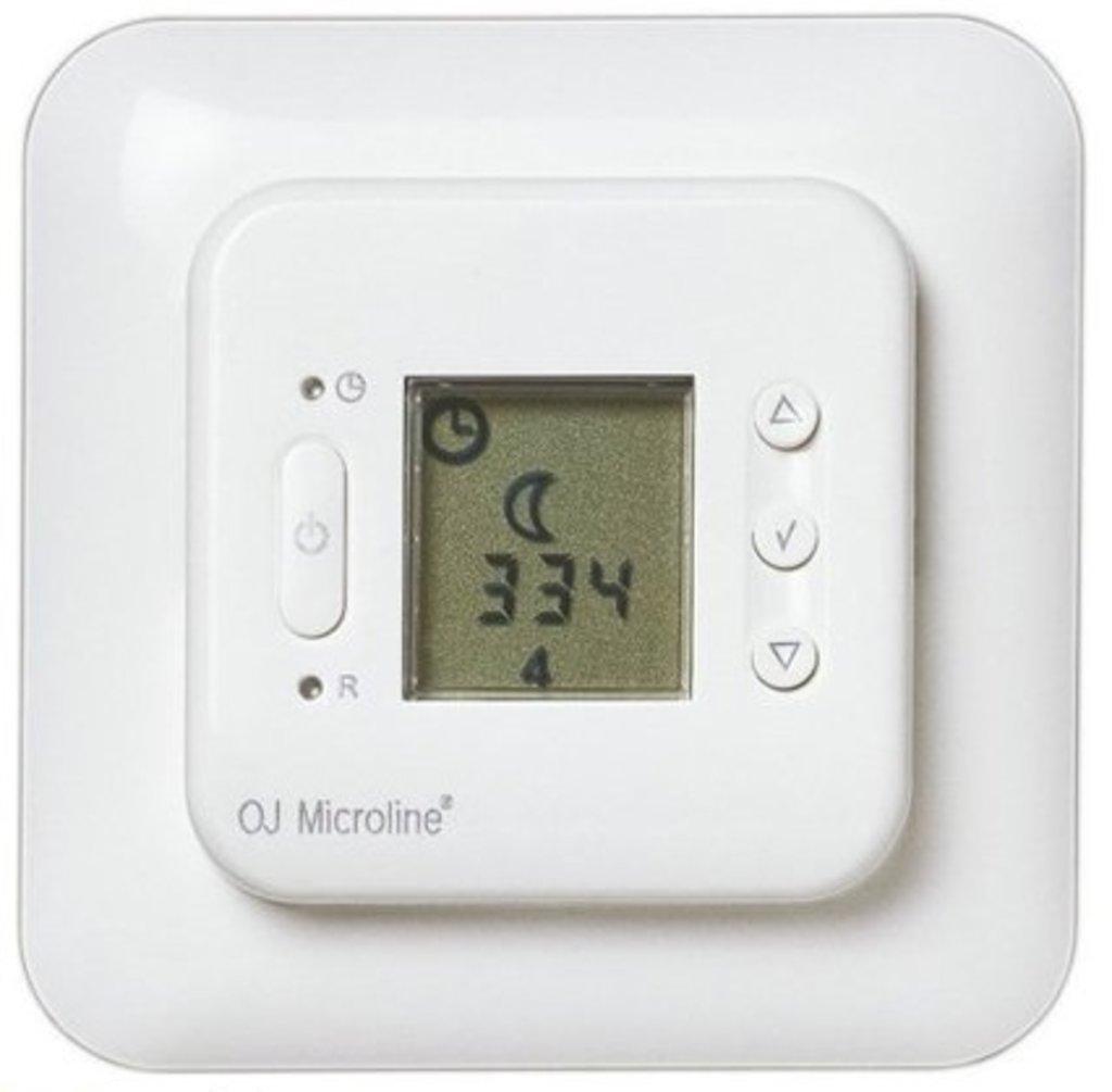 """Терморегуляторы и комплектующие: Терморегулятор """" OJ Electronics"""" (Дания) OCC2-1991 H1 (16А) в Теплолюкс-К, инженерная компания"""
