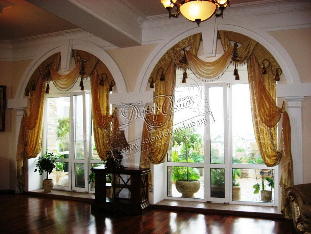 Карнизы для штор: Карнизы гибкие в Декор окна, салон