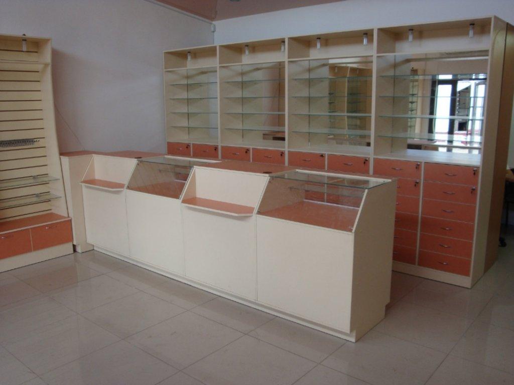 Мебель для аптеки: Мебель для аптек 1 в Студия Мебели