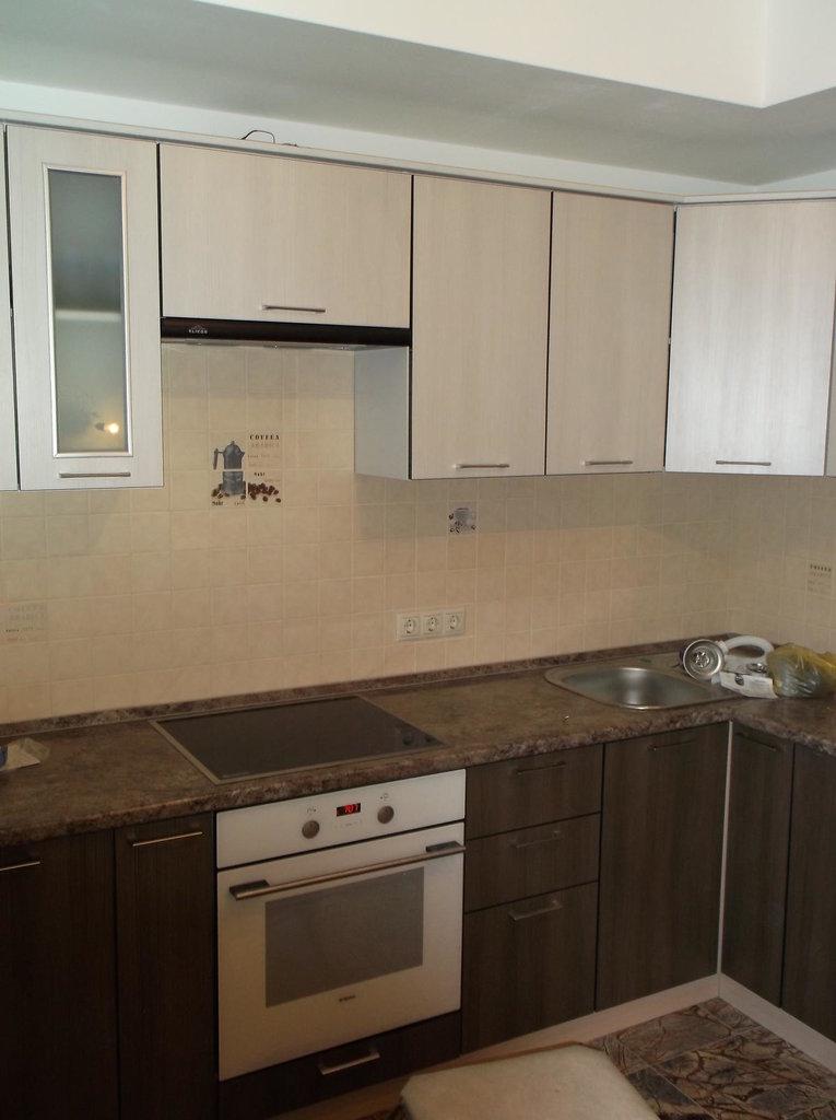 Кухни: Кухня 14 в Квадра Мебель