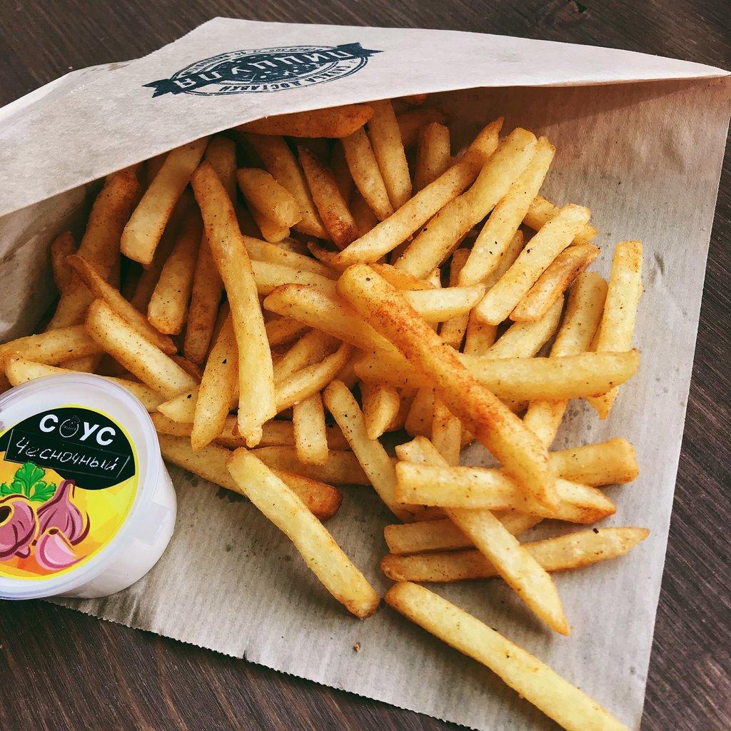 Закуски: Картофель фри в Пиццуля Кемерово