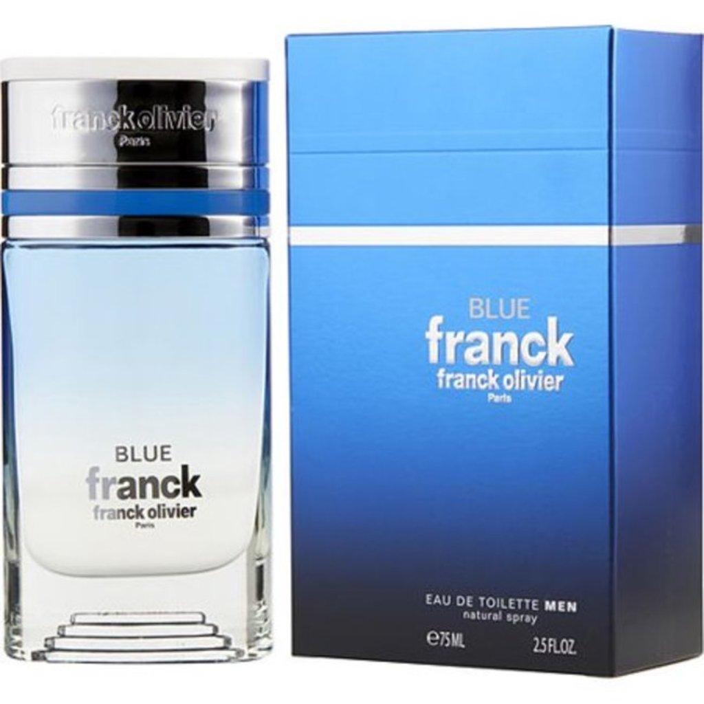 Для мужчин: Franck Olivier Blue edt м 75 ml в Элит-парфюм