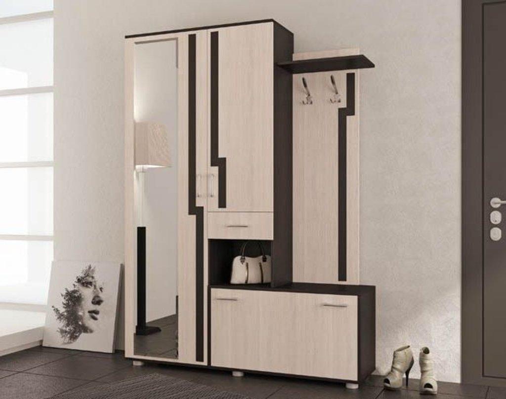 Мебель для прихожих, общее: Прихожая Луиза левая (Линаура) в Стильная мебель